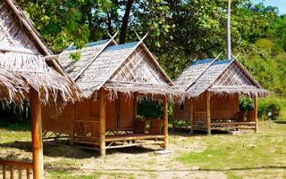 กระท่อมไม้ไผ่